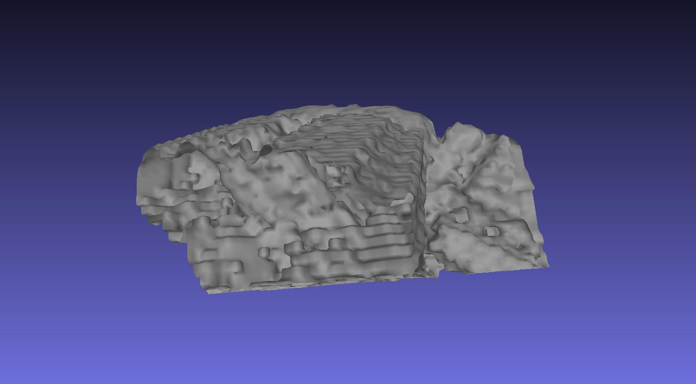 Fehlerhaftes 3D-Modell