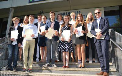 OvTG erfolgreich beim Dr. Hans Riegel-Fachpreis