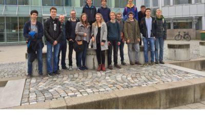 Besuch der TUM ScienceLabs und des Forschungsreaktors FRM II am 26.10.2016