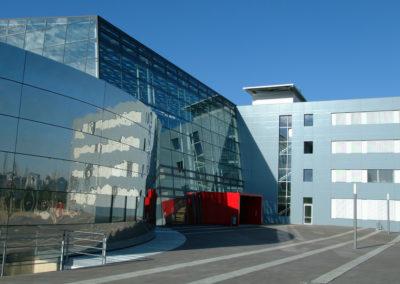 Besuch des TUMKollegs an der Fakultät Informatik am 6. Dezember 2016