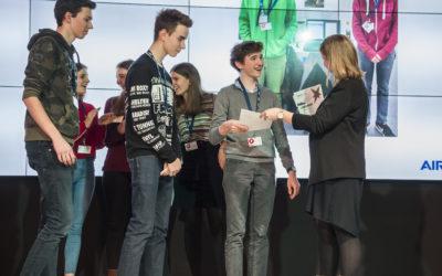 TUMKolleg erfolgreich beim 53. Regionalwettbewerb Jugend forscht 2018