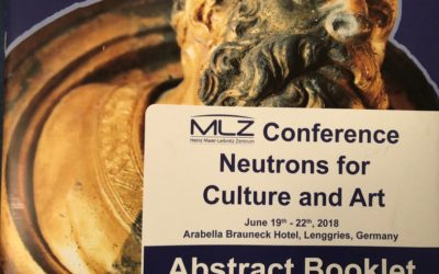"""Besuch der Konferenz """"Neutrons for culture and art"""" in Lenggriess"""
