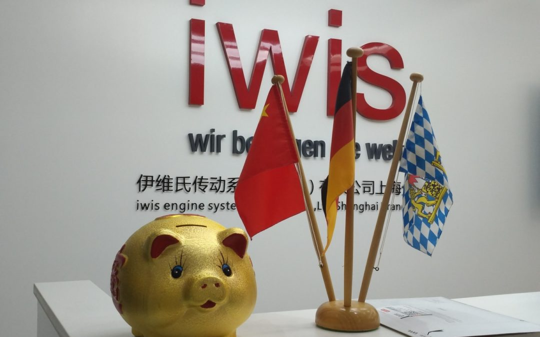 Internship at iwis in Shanghai