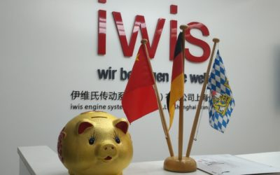 Internship at iwis in Shanghai