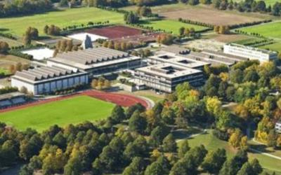 Besuch an der Fakultät für Sport- und Gesundheitswissenschaft am 06.11.2019