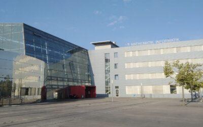 Besuch der Fakultät für Mathematik